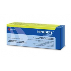 KINEDRYL tbl 10