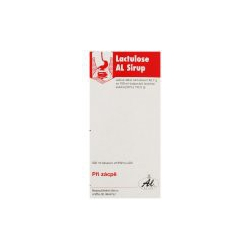 LACTULOSE AL sirup 50% 200 ml