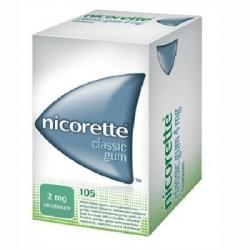 NICORETTE CLASSIC žuvačky