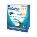 NiQuitin CQ 2 mg pastilky 36 ks - MOMENTÁLNE NEDOSTUPNÝ