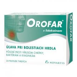 Orofar (pas ord 24)