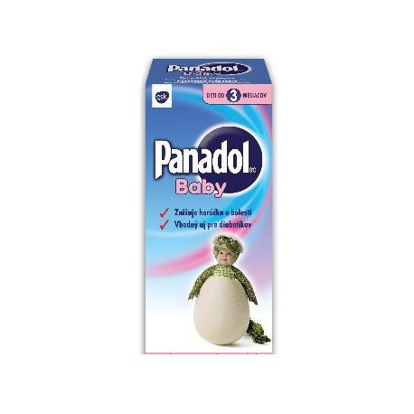 PANADOL BABY sirup 100ml