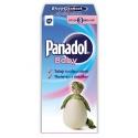PANADOL BABY sus por 1x100 ml (fľ.skl.hnedá+striekačka)