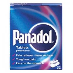 PANADOL tbl flm 12x500 mg (blis.Al/PVC)