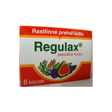 REGULAX (cub por 6)