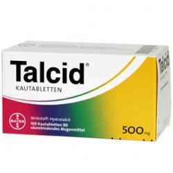 TALCID tbl mnd 20x500 mg