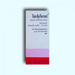 Tardyferon tbl 30x250mg