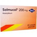 Solmucol 200 mg gra 20x1,5 g (vrec.)