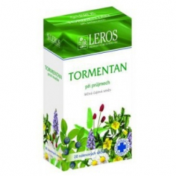 Tormentan pri hnačkách, liečivá čajová zmes 20x1,5g