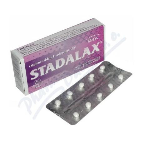 STADALAX (tbl obd 20x5 mg)