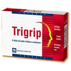 TRIGRIP cps 20 - Ukončená distribúcia ekvivalentná náhrada Grippostad C