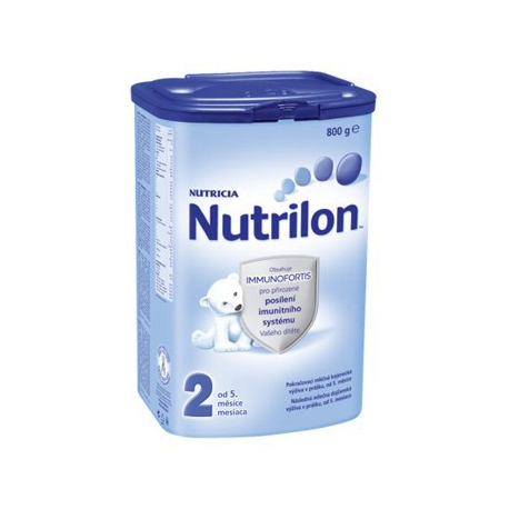 Nutrilon 2 (plv (od ukonč. 6. mesiaca) 1x800 g