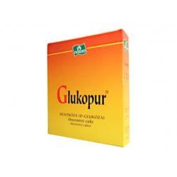 Glukopur (hroznový cukor-dextróza,D-Glukóza) (plv 1x250 g)