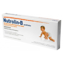 Nutrolin B plus 20 kapsúl