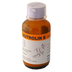 NUTROLIN B SIRUP (sir 1x60 ml)