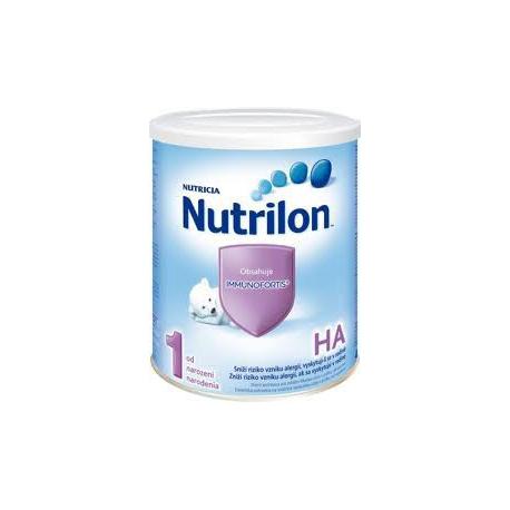 NUTRILON 1 HA (plv (od narodenia) 1x400 g)