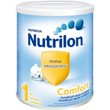 NUTRILON 1 COMFORT (plv (od narodenia) 1x400 g)
