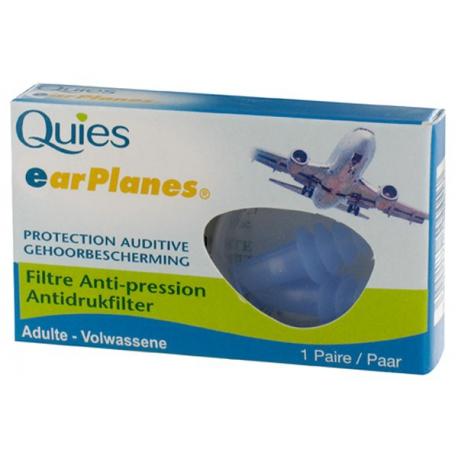 Quies Chrániče sluchu do lietadiel