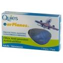 Quies chrániče sluchu silikónové pre plavcov  (3 pary)