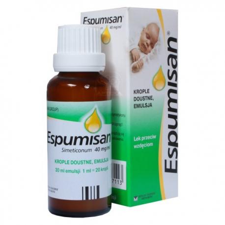 ESPUMISAN L (emu por 1x30 ml)