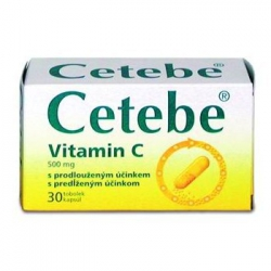 CETEBE tbl (500 mg)
