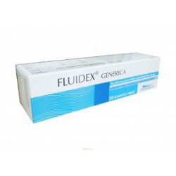 GENERICA FLUIDEX (tbl eff 20)