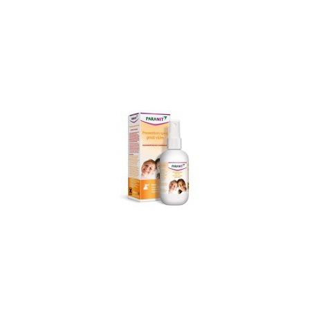 PARANIT REPELENT (preventívny sprej proti všiam 1x100 ml)