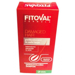 FITOVAL SHAMPOO DAMAGE HAIR (shp 1x200 ml)