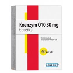 GENERICA KOENZYM Q10 60x30MG