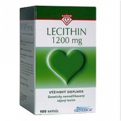 GENERICA LECITHIN 1200 MG