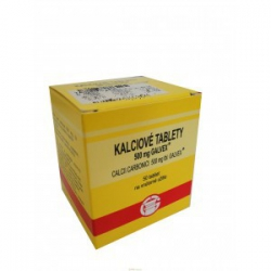 KALCIOVÉ TABLETY 500 MG-GALVEX