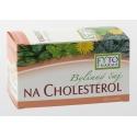 Bylinný čaj na cholesterol
