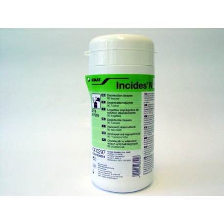 Incides N dóza dezinfečné utierky