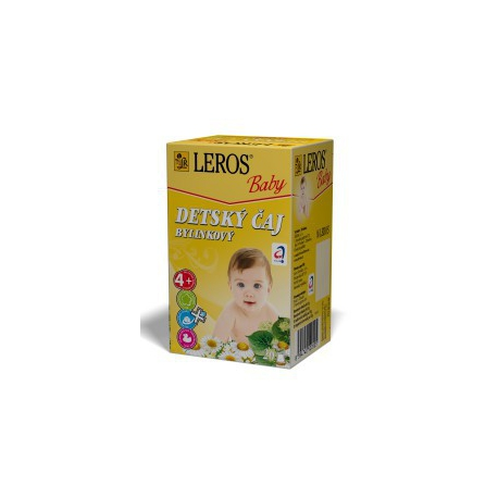 LEROS Baby Detský čaj bylinný