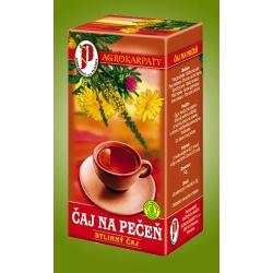 Dubový čaj z dubovej kôry