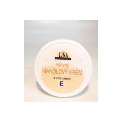 Výživný mandlový krém s vitamínom E a UV filtrom