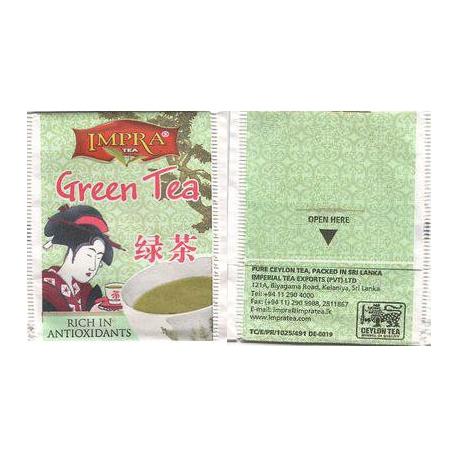 Zelený čaj IMPRA