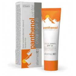 Panthenol winter cream SP 20