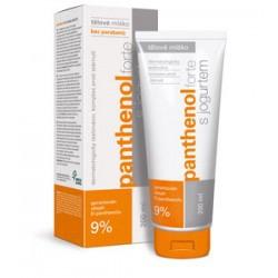 Panthenol forte 9% telové mlieko s jogurtom
