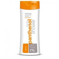 Panthenol forte 2% shower cream