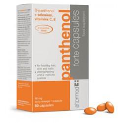 Panthenol forte capsules 60