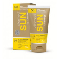 Lightbronze SUN krém SPF 50 - 50ml