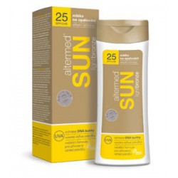 Lightbronze SUN milk SPF 25 - 200ml