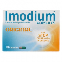 Imodium cps dur 8x2 mg (blis.PVC/Al)