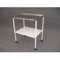 Nástrojový stolík kovový