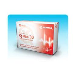 Q Max 30 koenzým Q10 Farmax