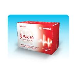 Q Max 60 koenzým Q10 Farmax