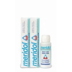 Meridol Duopack 2x75ml zubná pasta + ústna voda