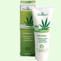 Natura 24 krém - normálna a mastná pleť