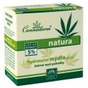 Cannaderm Natura hydratačné mydlo